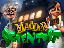 Онлайн игра для заработка биткоинов Madder Scientist
